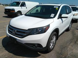 Used 2012 Honda CR-V EX  2WD for sale in Waterloo, ON