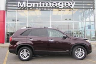 Used 2015 Kia Sorento lx, Traction intégrale  V6, for sale in Montmagny, QC