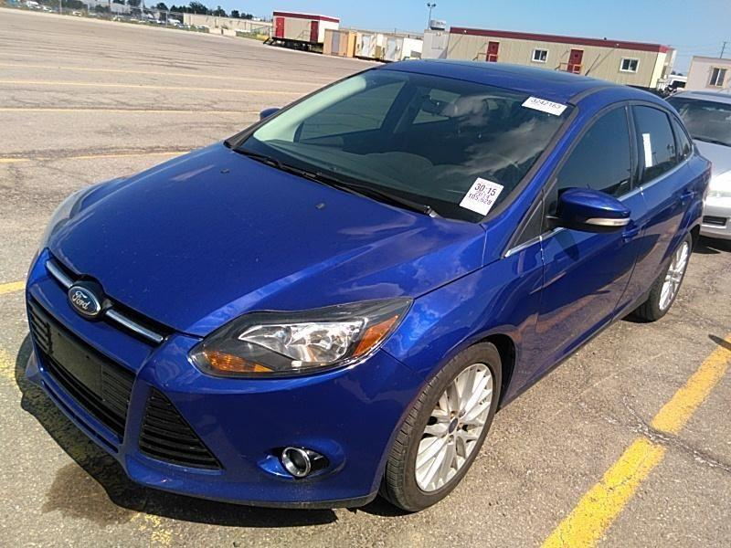 used 2014 ford focus titanium for sale in waterloo, ontario carpages.ca