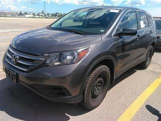 Used 2013 Honda CR-V LX  4WD for sale in Waterloo, ON