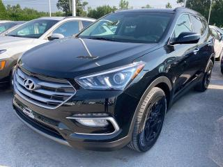 Used 2018 Hyundai Santa Fe Sport Premium 2,4 L TI for sale in Joliette, QC