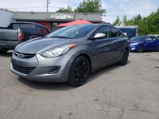 Used 2011 Hyundai Elantra 2011 HYUNDAI ELANTRA**45.00$/SEM**FINANC for sale in Lemoyne, QC