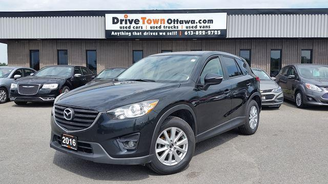 2016 Mazda CX-5 GS ROOF NAVAGATION, AUTO AWD