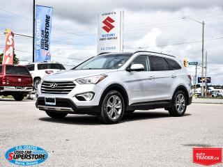 Used 2016 Hyundai Santa Fe XL Luxury AWD ~7 Passenger ~Panoramic Roof ~Leather for sale in Barrie, ON