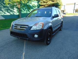 Used 2006 Honda CR-V *******awd******propre******* for sale in St-Eustache, QC