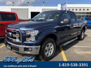 Used 2017 Ford F-150 Supercab 4RM 145 po XLT for sale in Shawinigan, QC