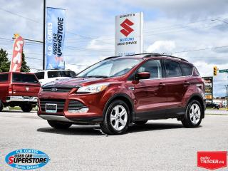 Used 2015 Ford Escape SE AWD ~Heated Seats ~Backup Camera ~ONLY 81,000KM for sale in Barrie, ON