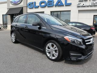 Used 2016 Mercedes-Benz B-Class PREMIUM PKG. B 250 Sports Tourer for sale in Ottawa, ON