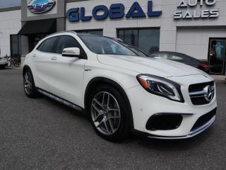 Used 2018 Mercedes-Benz GLA 375 HP. AMG GLA 45 for sale in Ottawa, ON