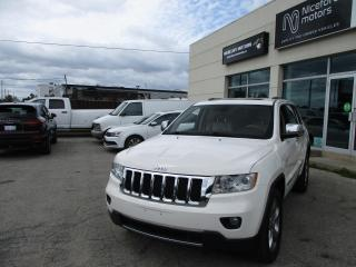 Used 2011 Jeep Grand Cherokee Overland for sale in Oakville, ON