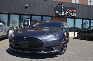 Used 2015 Tesla Model S P85 D/AWD/LUDICROUS MODE/NO ACCIDENTS for sale in Concord, ON