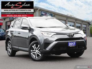 Used 2017 Toyota RAV4 AWD ONLY 11,888KM!!! **NOT A MIS-PRINT** CLEAN CP for sale in Scarborough, ON