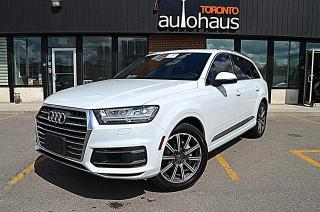 Used 2017 Audi Q7 TECHNIK/NAVI/PANO/LEATHER/BSM for sale in Concord, ON