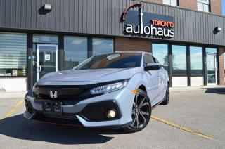 Used 2019 Honda Civic Hatchback Sport Touring/NAVI/LEATHER/SUNROOF for sale in Concord, ON