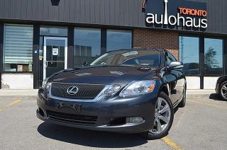 Used 2009 Lexus GS 350 AWD/NAVIGATION/LEATHER/SUNROOF for sale in Concord, ON