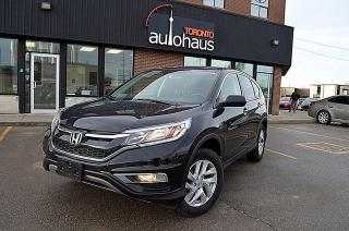 Used 2015 Honda CR-V EX/SUNROOF/AWD/SIDE & REAR CAM/HTD SEATS for sale in Concord, ON