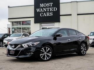 Used 2017 Nissan Maxima SL|NAV|DUAL SUNROOF|CAMERA|ACC|REMOTE START|XENON for sale in Kitchener, ON