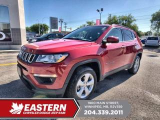 Used 2018 Jeep Compass North | 1 Owner | No Accidents | Remote Start | Backup Cam | for sale in Winnipeg, MB
