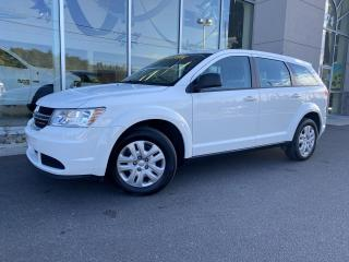 Used 2016 Dodge Journey ENSEMBLE VALEUR CANADA 4 CYL for sale in Ste-Agathe-des-Monts, QC