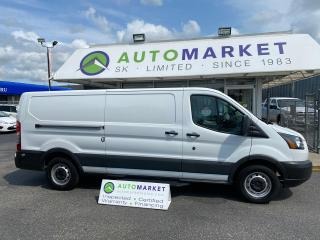 Used 2017 Ford Transit 150 **ONLY 27 KM'S!! RACKS/SHELVING WOW! LIKE NEW! Low Roof 148-in. WB for sale in Langley, BC