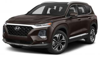 New 2020 Hyundai Santa Fe Ultimate 2.0 for sale in Scarborough, ON