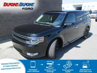 Used 2018 Ford Flex Limited TI for sale in Gatineau, QC