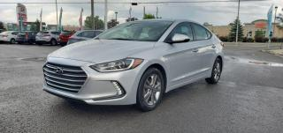 Used 2017 Hyundai Elantra G Apple Carplay, androidauto, volant chauffant! for sale in Gatineau, QC