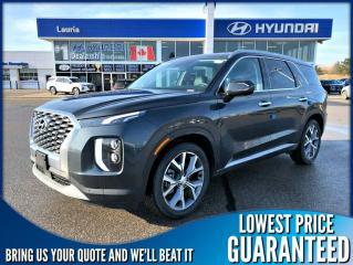 New 2021 Hyundai PALISADE V6 AWD Luxury 8-Passenger for sale in Port Hope, ON