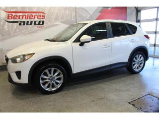 Used 2015 Mazda CX-5 GT AWD for sale in Lévis, QC