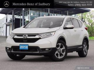 Used 2018 Honda CR-V EX for sale in Sudbury, ON