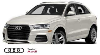 Used 2016 Audi Q3 2.0T Progressiv for sale in Regina, SK