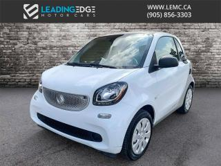 Used 2016 Smart fortwo 25 TO CHOOSE FROM! NAV, LEATHER, HEATED SEATS! for sale in Woodbridge, ON