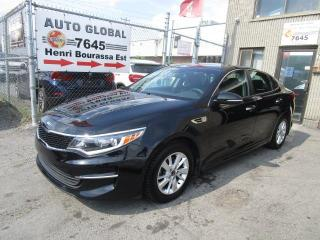 Used 2016 Kia Optima Berline 4 portes LX+ for sale in Montréal, QC