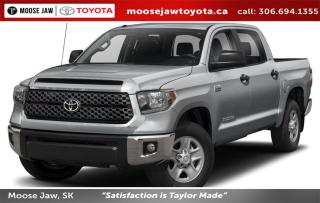 New 2020 Toyota Tundra for sale in Moose Jaw, SK