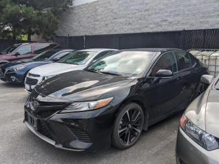 Used 2018 Toyota Camry 4-Door Sedan XSE V6 8A for sale in Surrey, BC