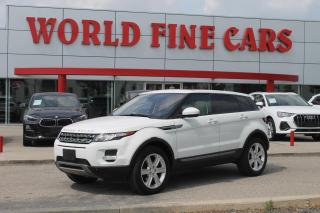 Used 2015 Land Rover Evoque Pure Plus | Ontario Local! | *4x4* for sale in Etobicoke, ON