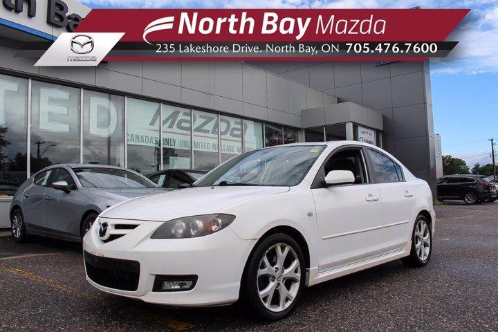 used 2008 mazda mazda3 gt self cerify - click here test drive appts available for sale in north bay, ontario carpages.ca
