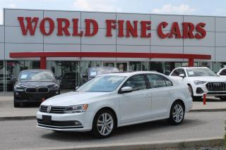 Used 2016 Volkswagen Jetta 1.8 TSI Highline | One Owner! | *Accident Free* for sale in Etobicoke, ON