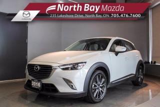 Used 2016 Mazda CX-3 GT AWD - Click Here! Test Drive Appts Available! for sale in North Bay, ON