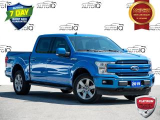 Used 2019 Ford F-150 NEW PRICE! 5.0 Liter V8 | Lariat | Panoramic Sunroof for sale in St Catharines, ON