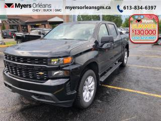 New 2020 Chevrolet Silverado 1500 Custom for sale in Orleans, ON