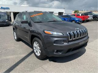 Used 2014 Jeep Cherokee 4WD 4dr North for sale in Lévis, QC