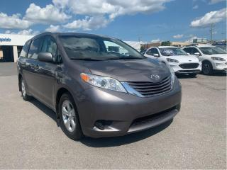Used 2016 Toyota Sienna 5dr LE 8-Pass FWD,mag,camera de recul for sale in Lévis, QC