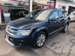 Used 2013 Dodge Journey R/T-AWD for sale in Hamilton, ON