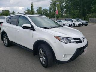 Used 2015 Toyota RAV4 XLE Local Trade - VERY LOW KILOMETERS for sale in Welland, ON