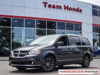 Used 2017 Dodge Grand Caravan CVP/SXT SXT for sale in Milton, ON