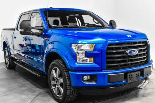 Used 2016 Ford F-150 XLT SPORT CREW 4X4 ECO GROS ECRAN for sale in St-Hubert, QC