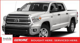 Used 2017 Toyota Tundra SR5 Plus 5.7L V8 TRD OFF ROAD CREWMAX - HEATED FRONT SEATS - GREAT KMS! for sale in Stouffville, ON