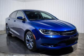 Used 2015 Chrysler 200 S CUIR TOIT MAGS for sale in St-Hubert, QC