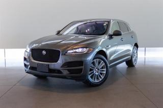 Used 2017 Jaguar F-PACE 35t AWD Prestige for sale in Langley City, BC